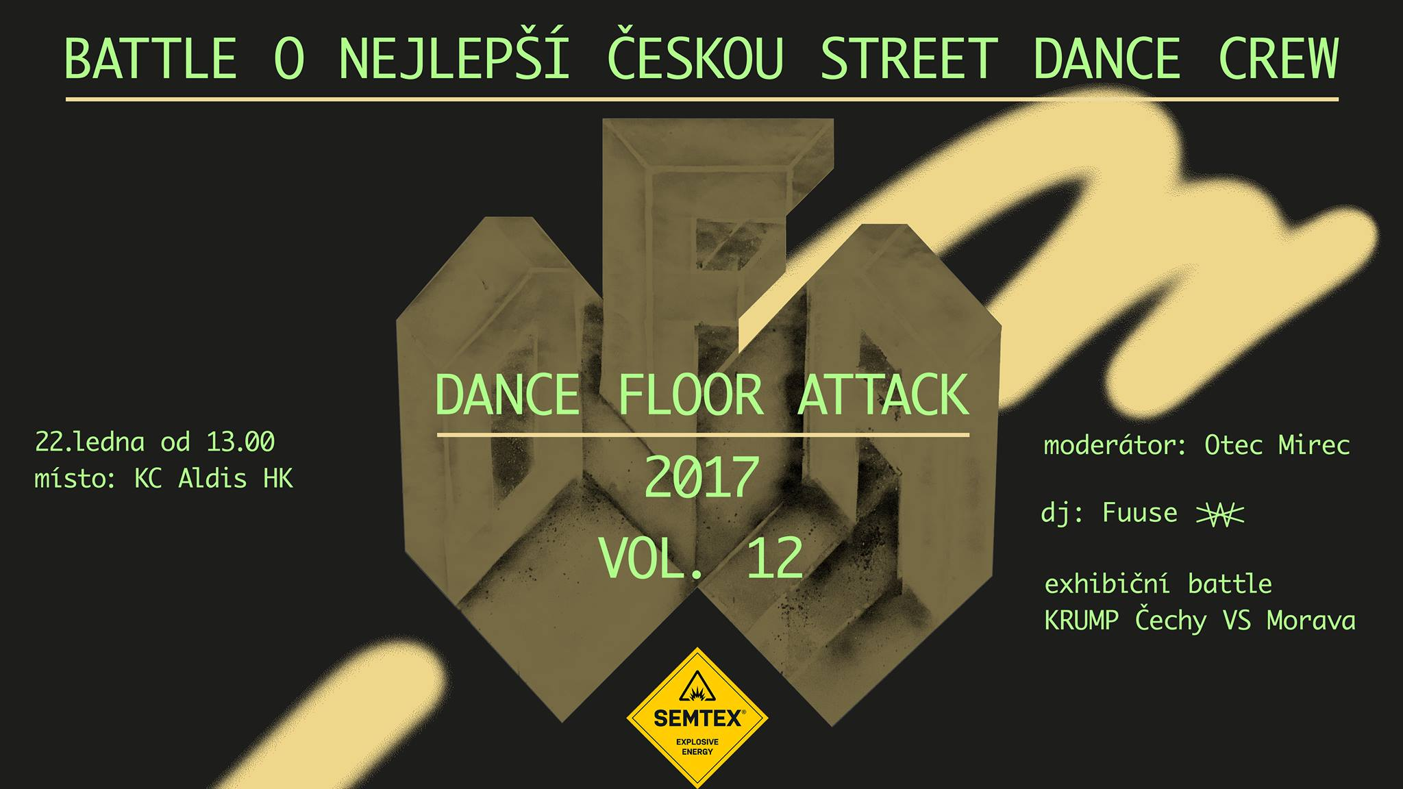DFA (DanceFloor Attack) 2017