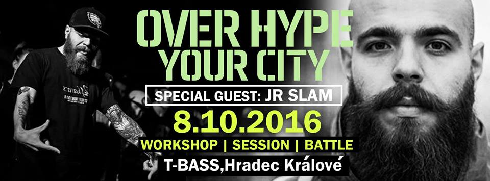 8.10.2016 over hype your city