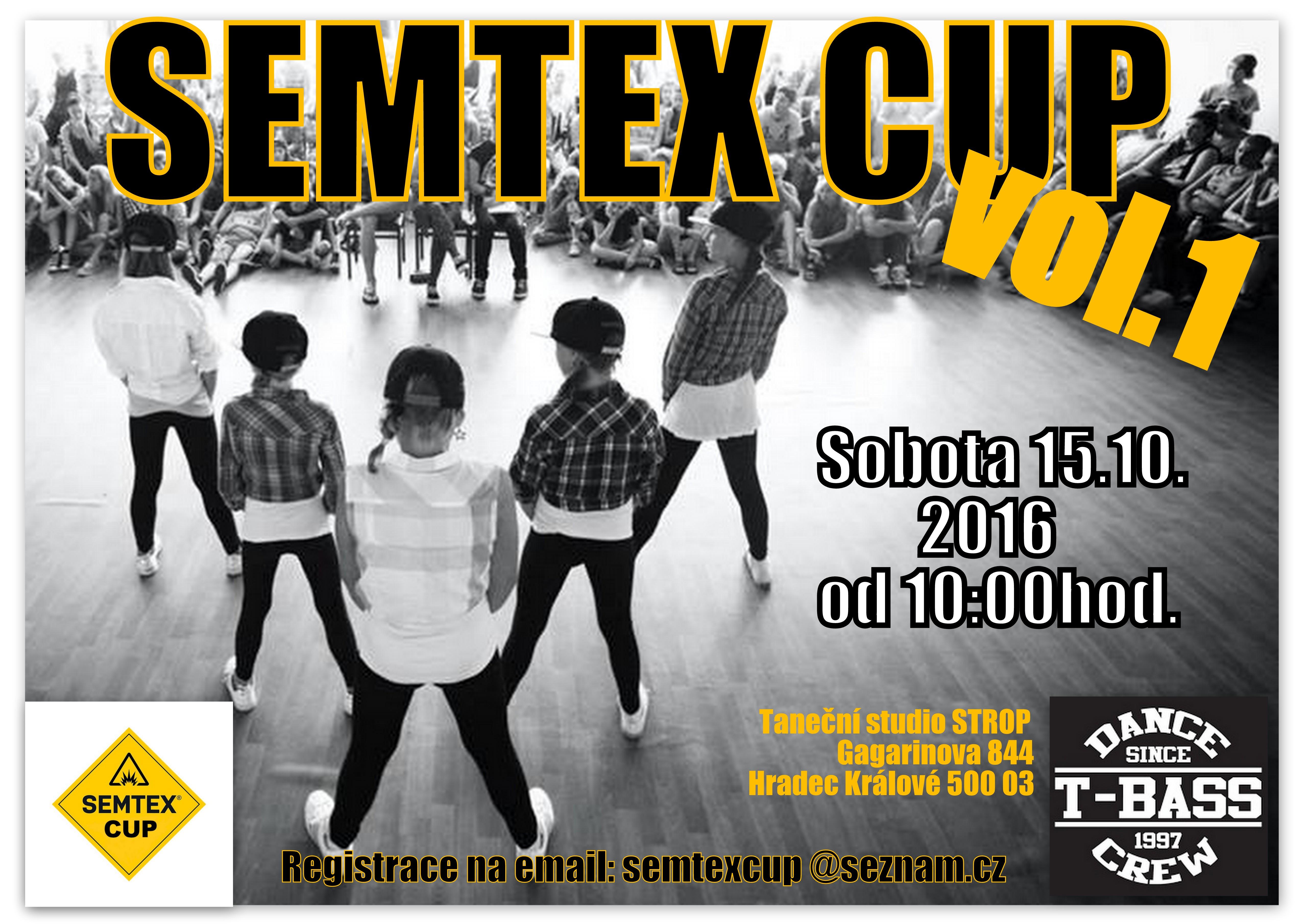 Semtex Cup vol. 1
