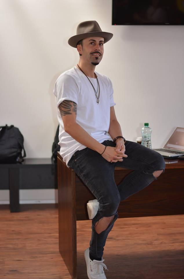 Workshop Sanchez – Pardubice 2018