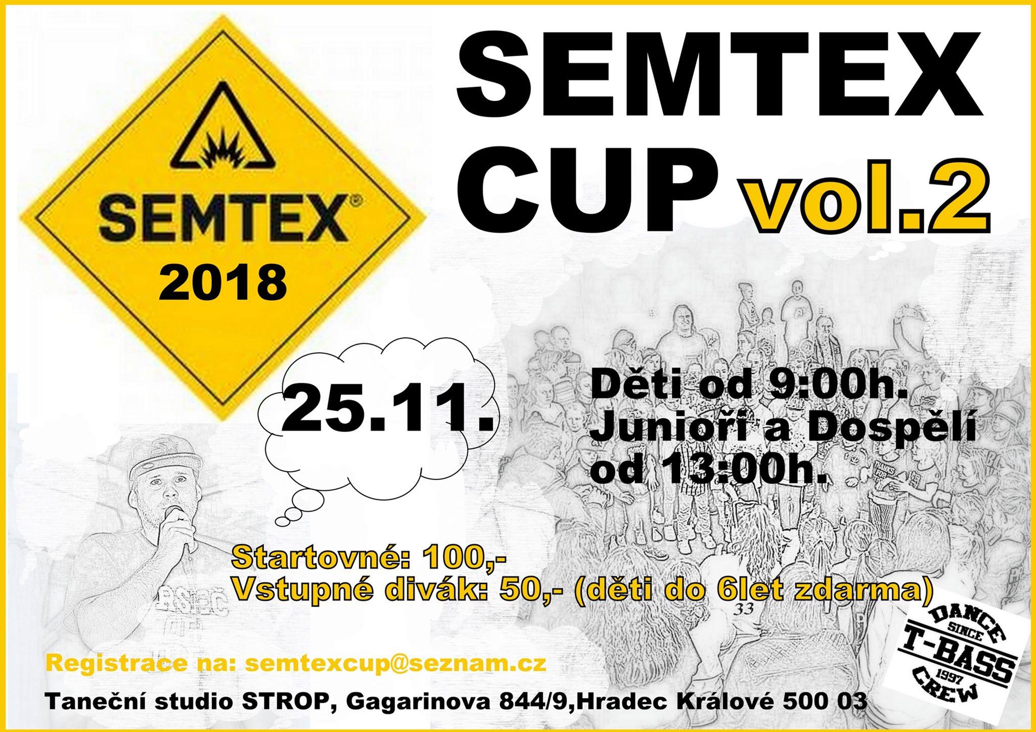 SEMTEX CUP vol.2