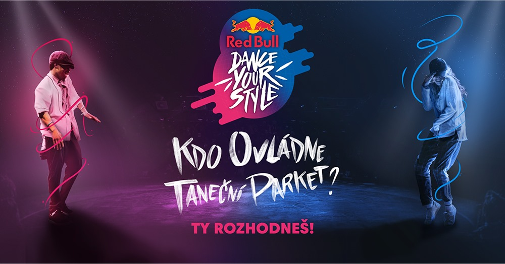 RED BULL -Dance Your Style