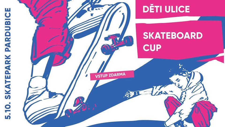 Skate Board Cup – Děti Ulice
