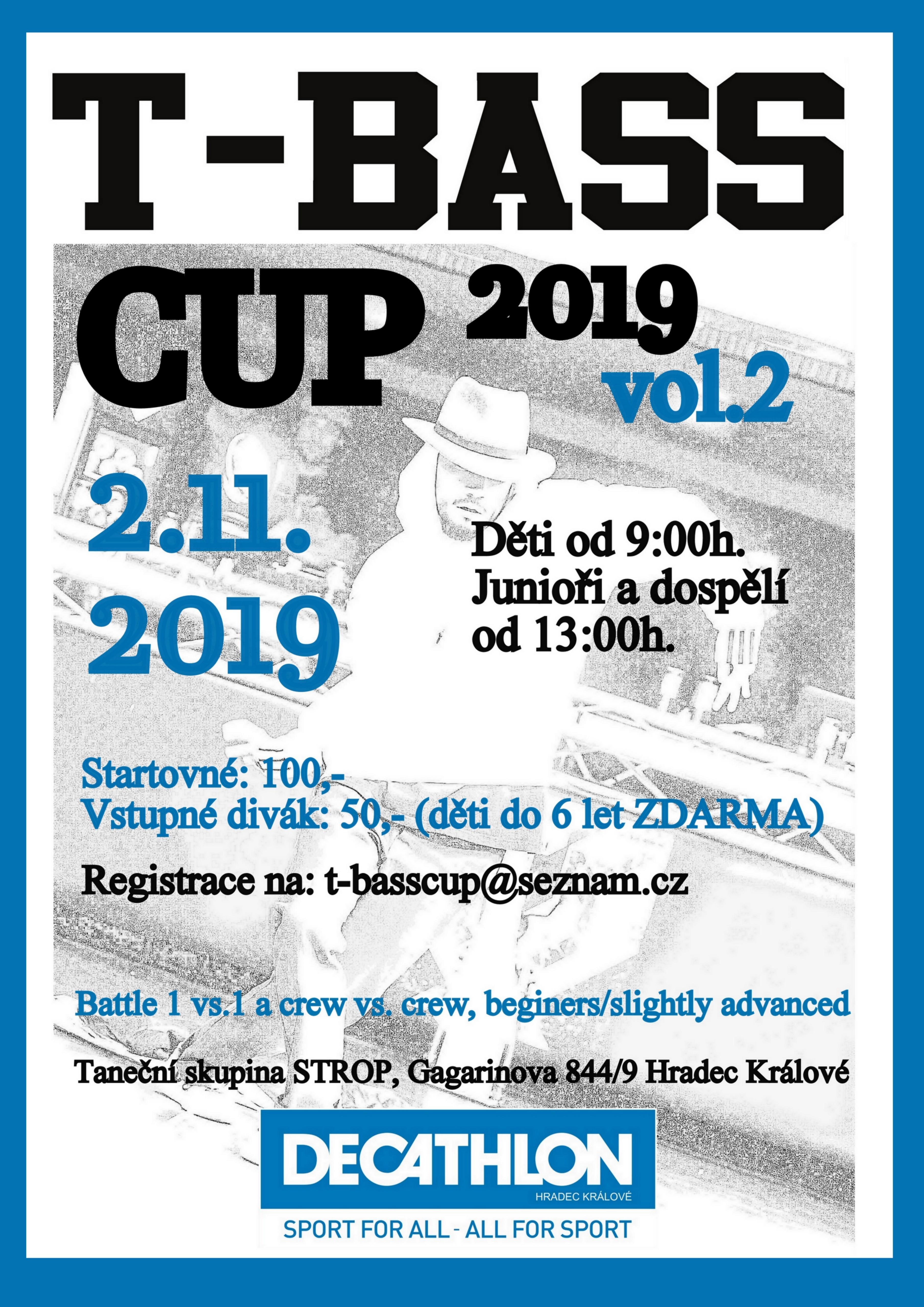 T-BASS Cup vol.2