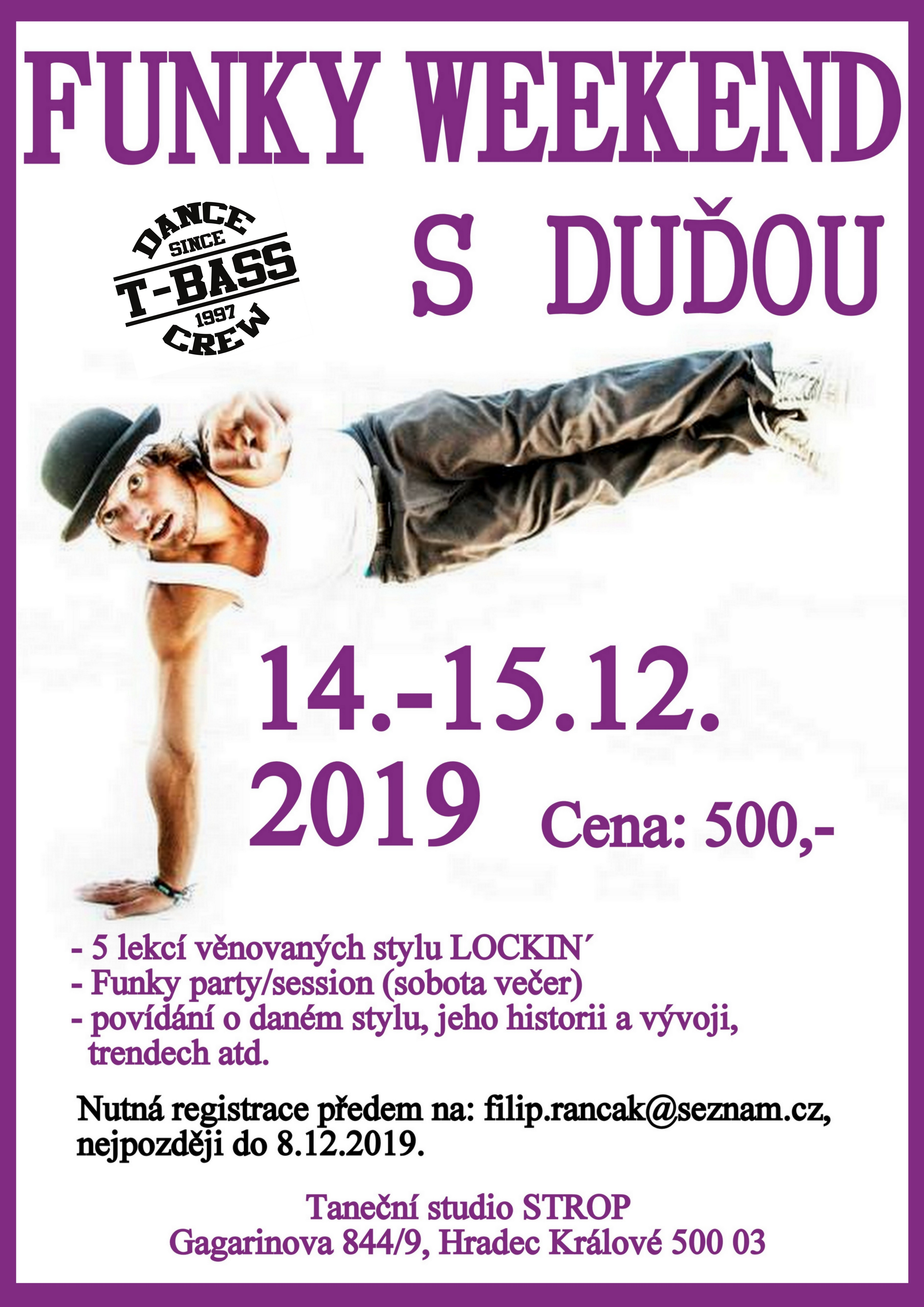 FUNKY WEEKEND – Duďa