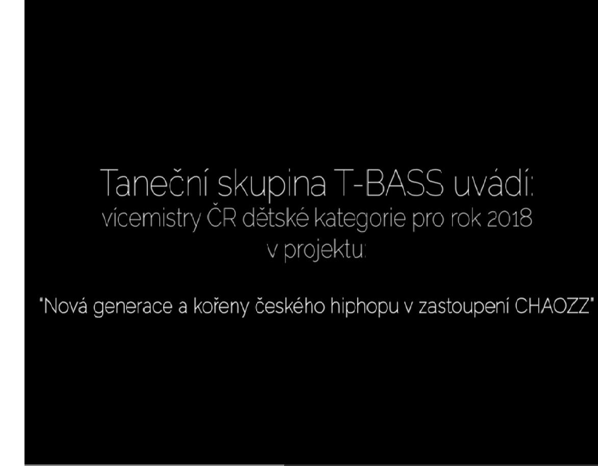 T-BASS – Dej mi beat (2018)