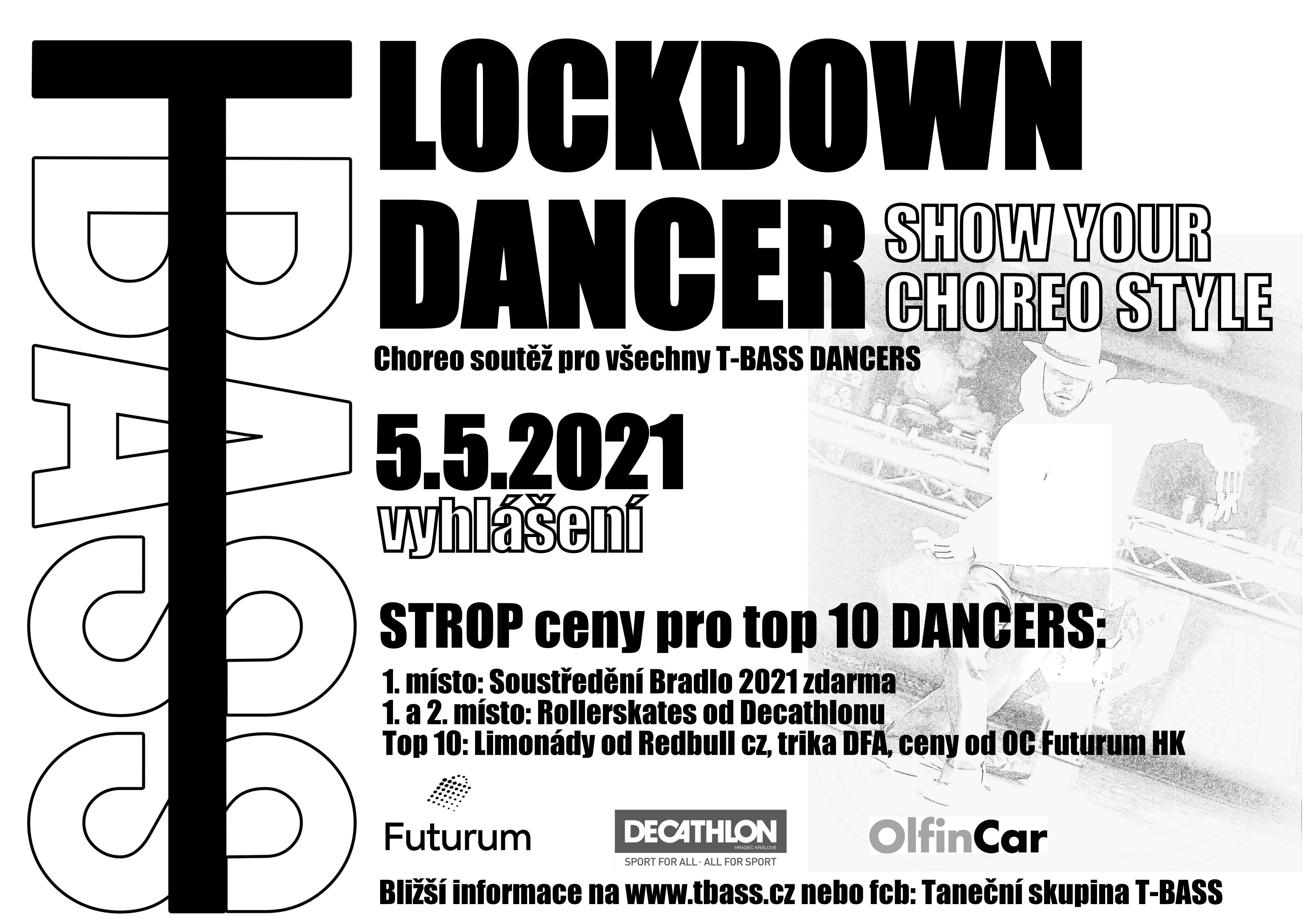 T-BASS – LOCKDOWN DANCER
