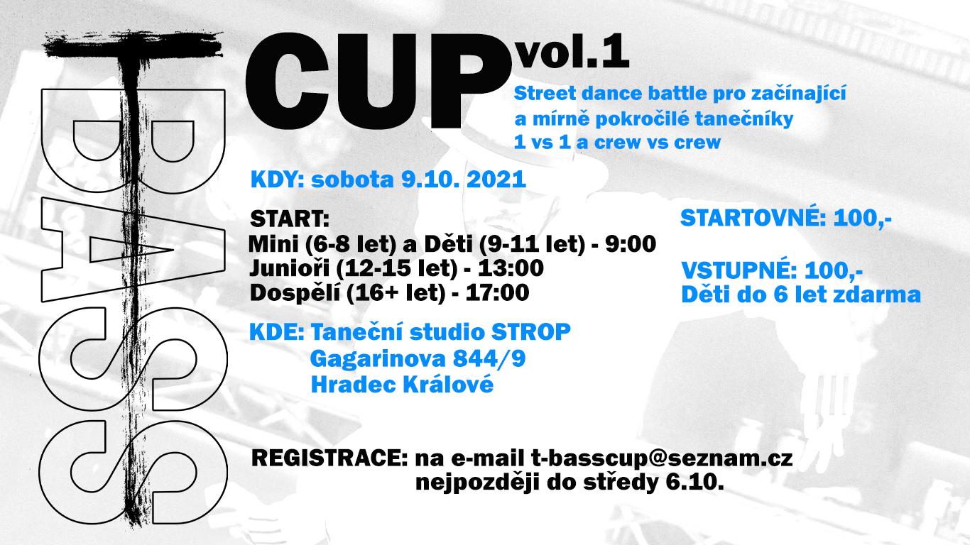 T-BASS Cup (2021) vol.1